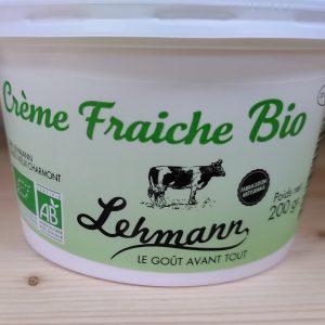 Crème fraîche 200g – LOCAL