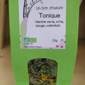 Tisane Un brin d'nature «Tonique»