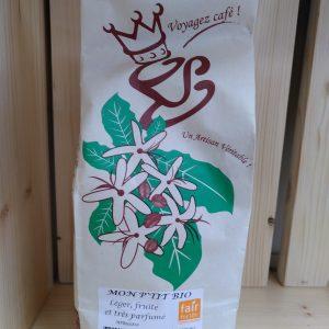 Café moulu Mon Ptit Bio 250 g – Torréfié dans l'AIN