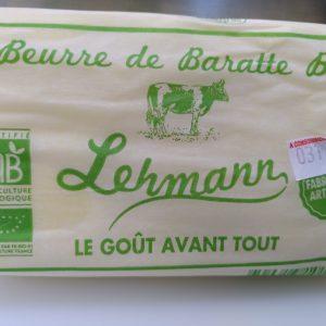 Beurre de Baratte 250 g – LOCAL