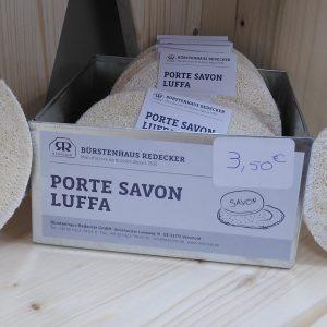 Porte Savon Luffa
