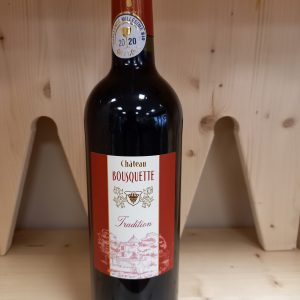 SAINT CHINIAN 2017 – TRADITION – 75cl – Vin Rouge