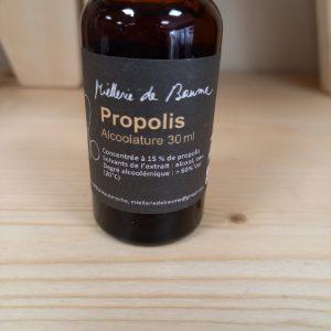 PROPOLIS – Alcoolature – LOCAL – JURA