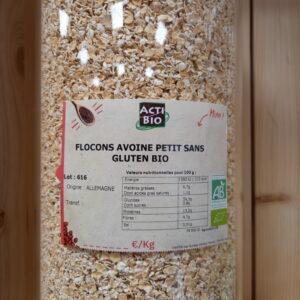FLOCONS D'AVOINE – 100g – ALLEMAGNE